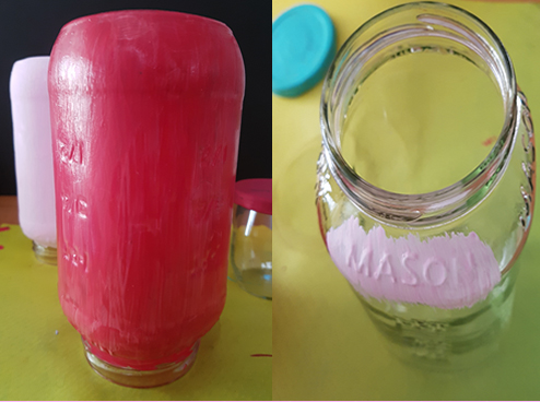How To Decorate Mason Jars