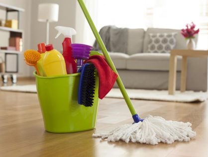 Do You Have All the Right Cleaning Products ?