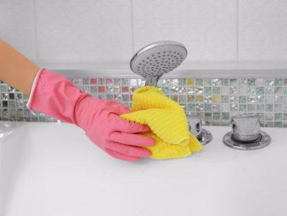 Bath Tub Cleaning Essentials