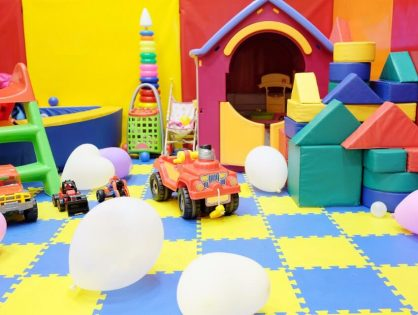 How Clean is Your Child's Playroom?