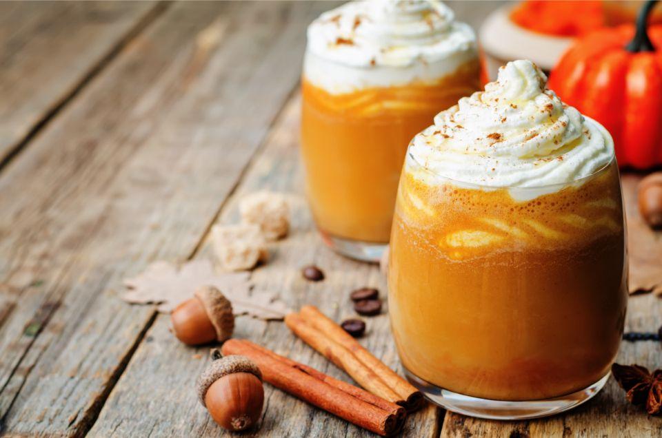 A Sweet Deal - The Origins Of Pumpkin Spice Lattes